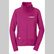 LOE700 OGIO® ENDURANCE Ladies Fulcrum Full-Zip