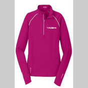 LOE335 OGIO® ENDURANCE Ladies Nexus 1/4-Zip Pullover